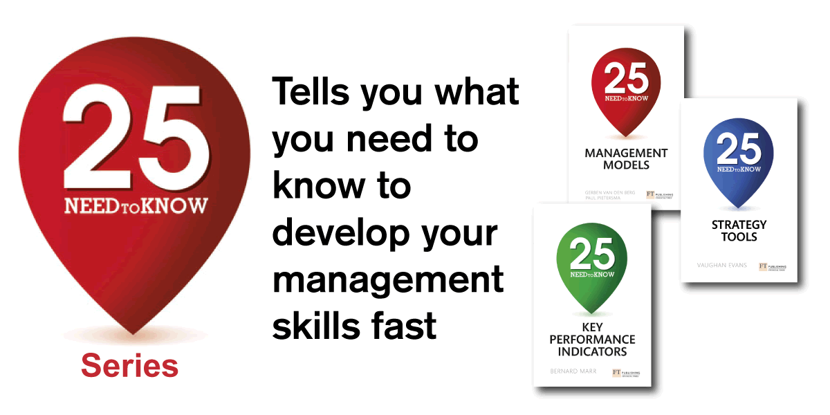 Tells you what you need to know to develop your management skills fast